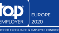 Lidl Top Employer Europe 2020