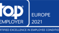Lidl Top Employer Europe 2021